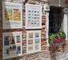 Venice; cards and visuals available in the Jewish Ghetto