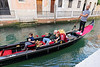 Venice; gondola ride for lovers