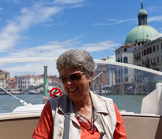 Venice; no worries - headed to the hotel