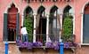 Venice; lovely balcony