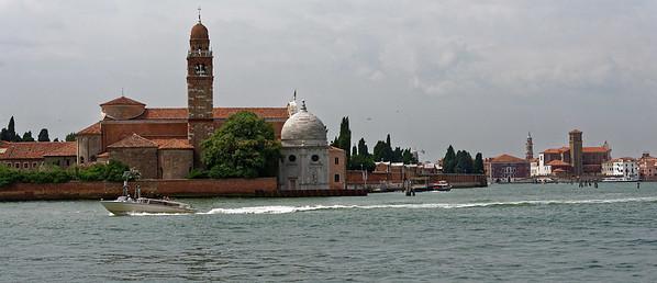 Venice; Cemetary Island