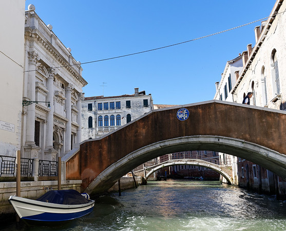 Venice; Liceo Scientifico, high school  emphasizing scientific studies