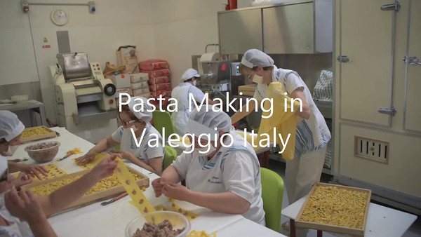 1 Food Making in Italy
