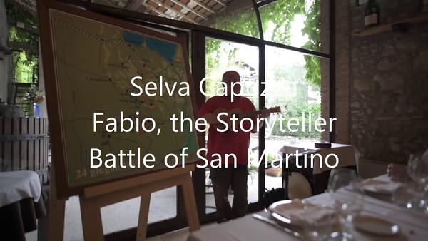 2 Selva Capuzza, Fabio the Storyteller