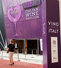 Expo Milano 2015:  Entrance to Vino Italy