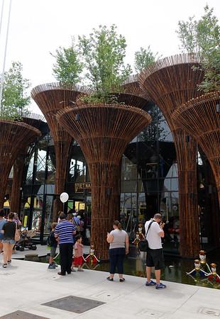 Expo Milano 2015:  Vietnam