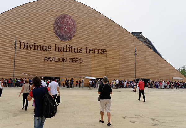 "Expo Milano 2015:  ""Feeding the Planet Energy for Life"""