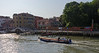 Venice, lots of canal transports