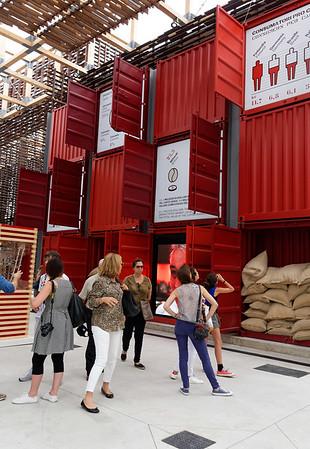 Expo Milano 2015:  Coffee