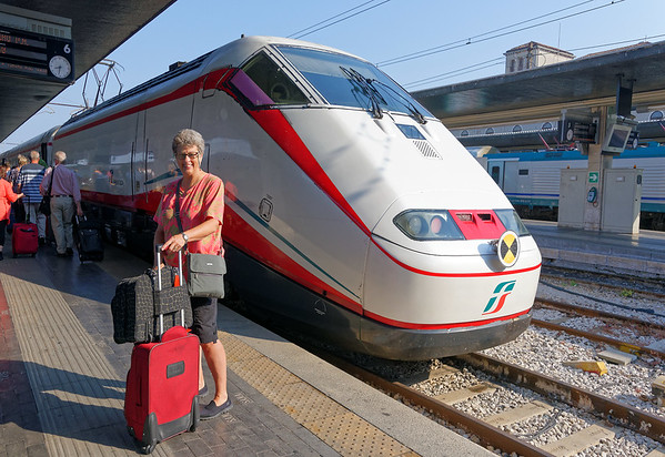 Venice, #9712 to Verona and Suzanne