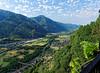 DAY 3:  La Sognata, view