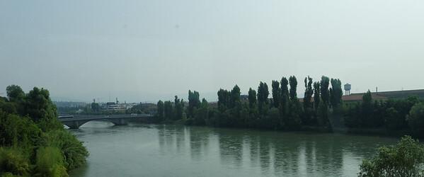 Verona, Adige river (fiume)
