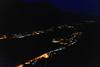 La Sognata, nighttime in the valley