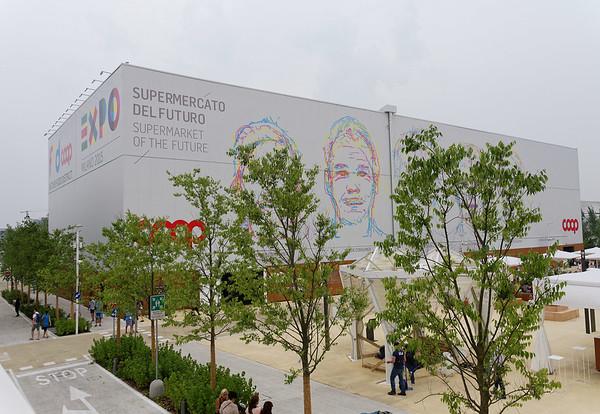 Expo Milano 2015:  COOP