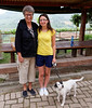 Mondo Antico; Leticia and her pooch