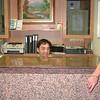 DESK,WAITING ROOM HOTEL CANTON BARCELONA, SPAIN 05162008