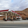 Hollow Mountain filling station at Hanksville UT
