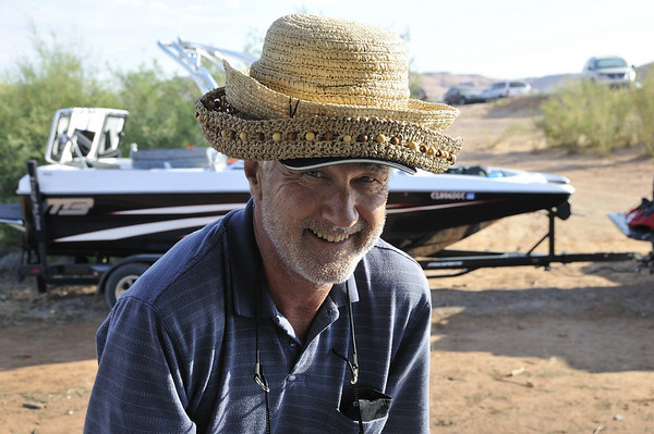 Rich  - a man of many hats and a bit of stubble