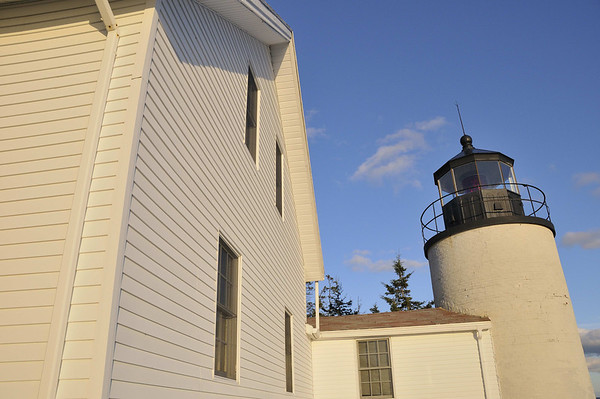 Bass Harbor light house, drive around Mount Desert Island, ME
