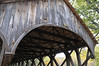 covered bridge, not in use, ME