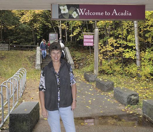 Acadia National Park headquarters