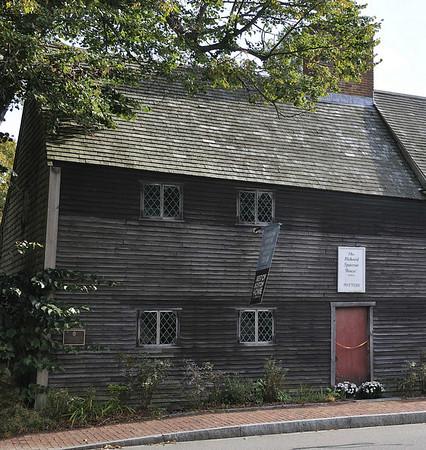 Richard Sparrow House, 1640, Plymouth, MA