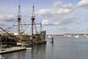 Mayflower replica, Plymouth, MA