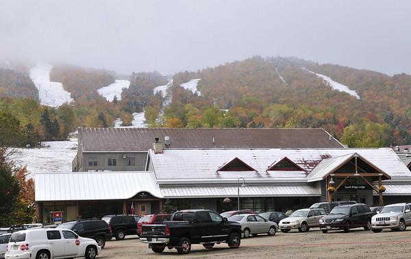 Sunday River Ski area, ME