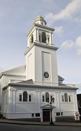 church, Plymouth, MA