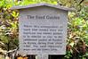 Sand Garden sign, Asticou Azalea Garden, Northeast Harbor, ME