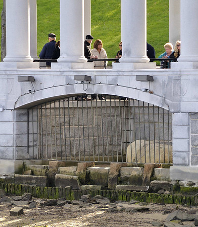 Plymouth Rock, Plymouth, MA