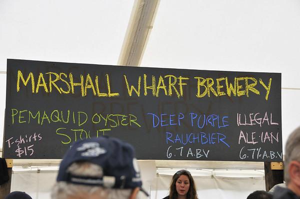 Beer Tent, Oktoberfest, Southwest Harbor, ME