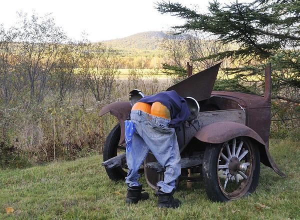 local mechanic at work, drive around Bethel, ME