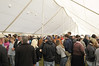 achieving critical mass, beer tent, Oktoberfest, Southwest Harbor, ME