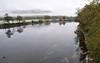 snowy morning, Androscoggin River, ME