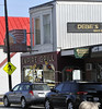 Empire Grill, Skowhegan, ME, built for a set on HBO miniseries Empire Falls with Paul Newman