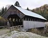 Bennett-Bean covered bridge, ME