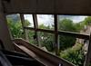 Niagara Falls, view from the ramp