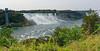 Niagara Falls Canadian side, the American side