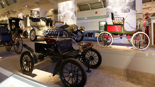 Detroit, Ford Museum, early cars