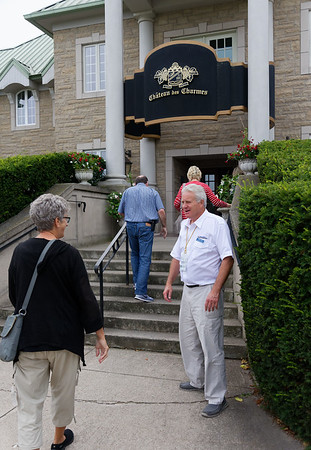 Niagara Falls, Château des Charmes winery