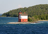 Round Island Lighthouse, Mackinac Island area