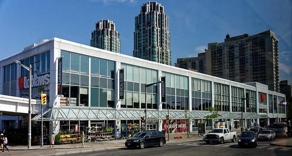 Toronto Ontario, a really big Loblaws