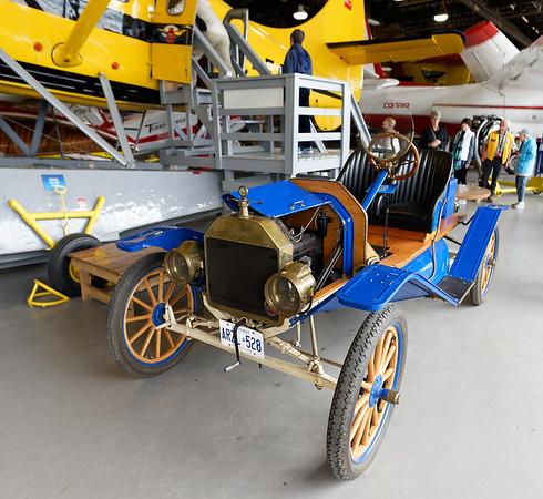 Sault Ste. Marie, Bushplane Museum, Model T Ford