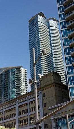 Toronto Ontario, urban living