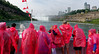 Niagara Falls, Canadian Horseshoe Falls ahead