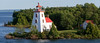 Manitoulin Island, Strawberry Island Lighthouse
