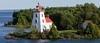 Manitoulin Island, Strawberry Island Lighthouse