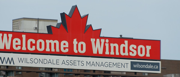 Windsor Ontario, Welcome