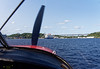 Parry Sound Ontario, and landed